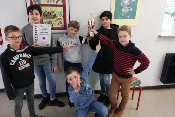Die 6 Sieger des Vergleichskampf in Bayreuth Stadt und Land
