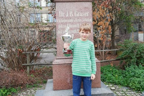 Mathematikmeisterschaft - Sieger auf Kreisebene