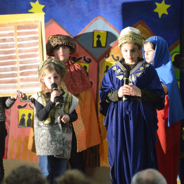 Weihnachtsmusical der Musical AG