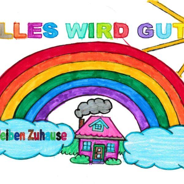Regenbogen von Elife